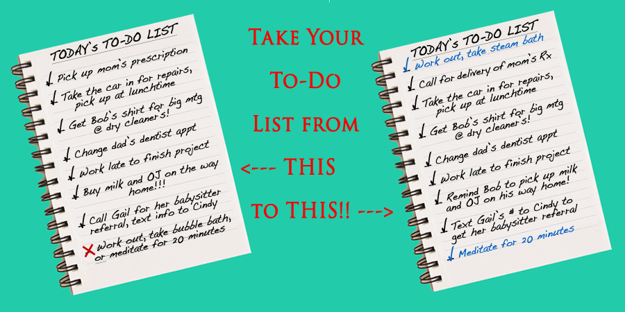 To-Do List - Before & After